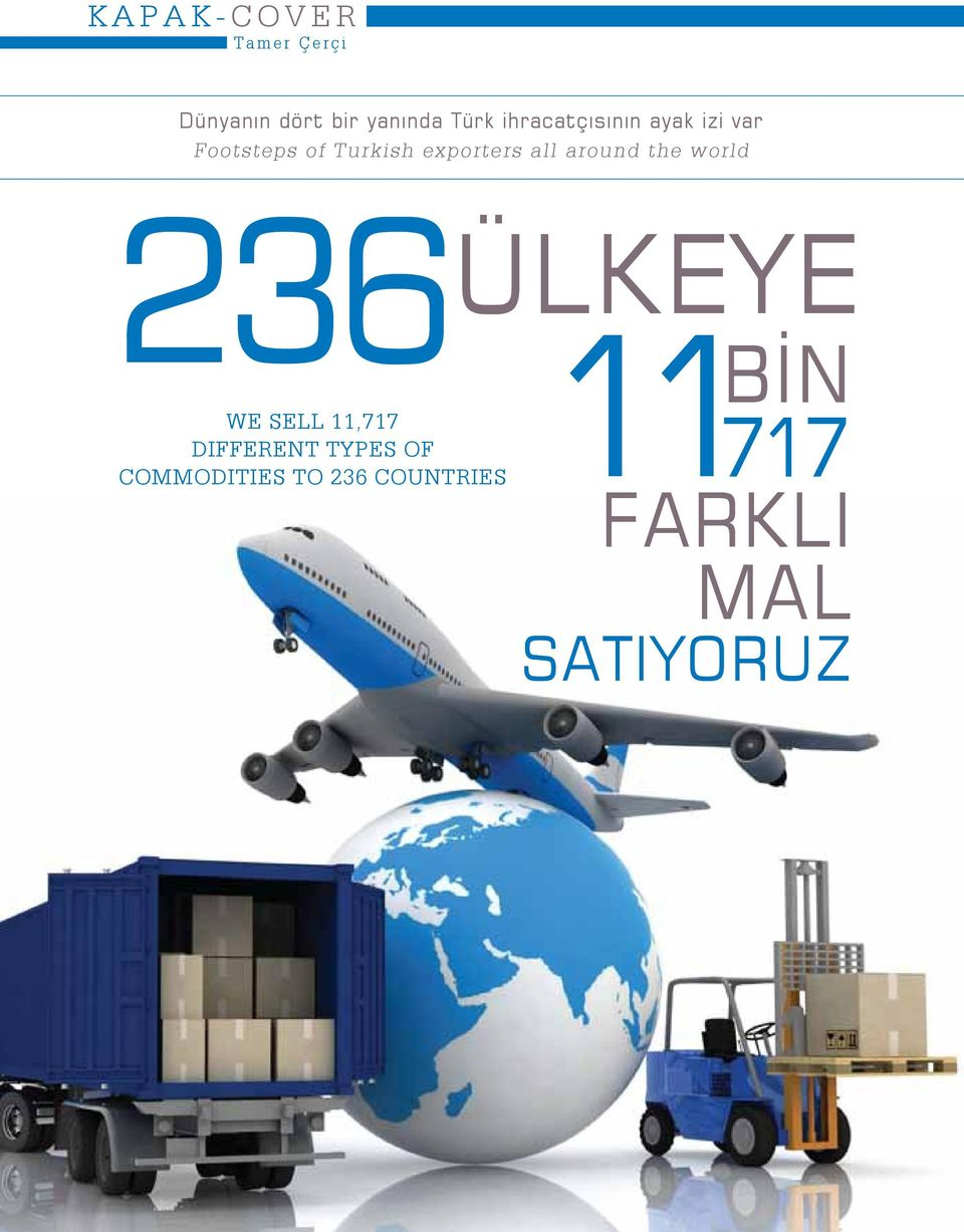 all around the world 236 ÜLKEYE WE SELL 11,717 DIFFERENT