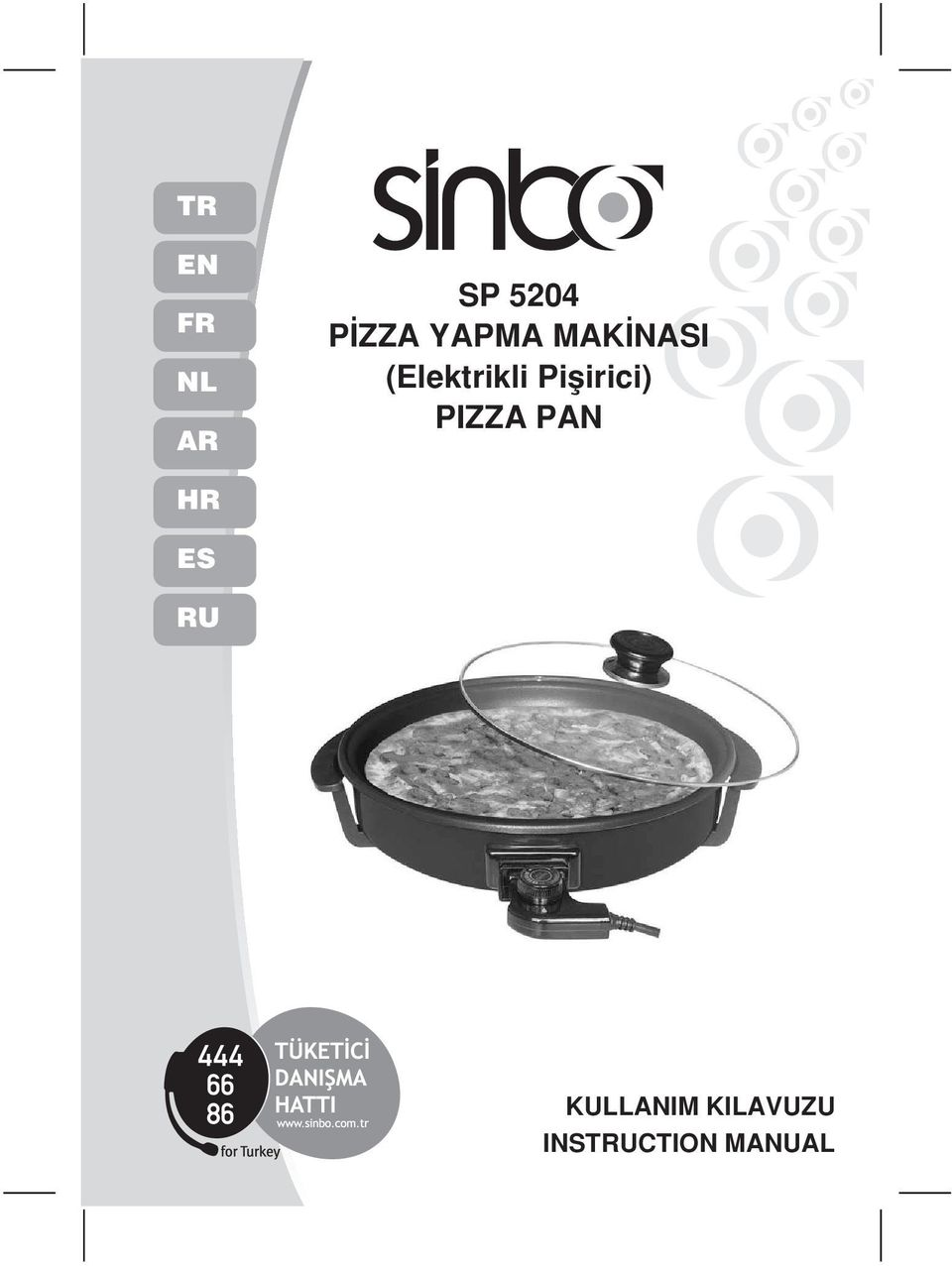 Piflirici) PIZZA PAN HR ES RU