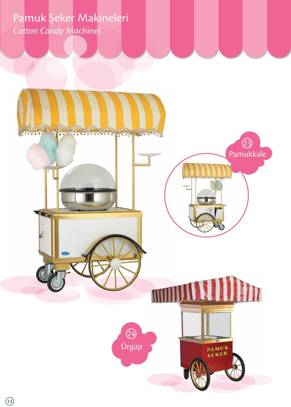 Candy Machines 23