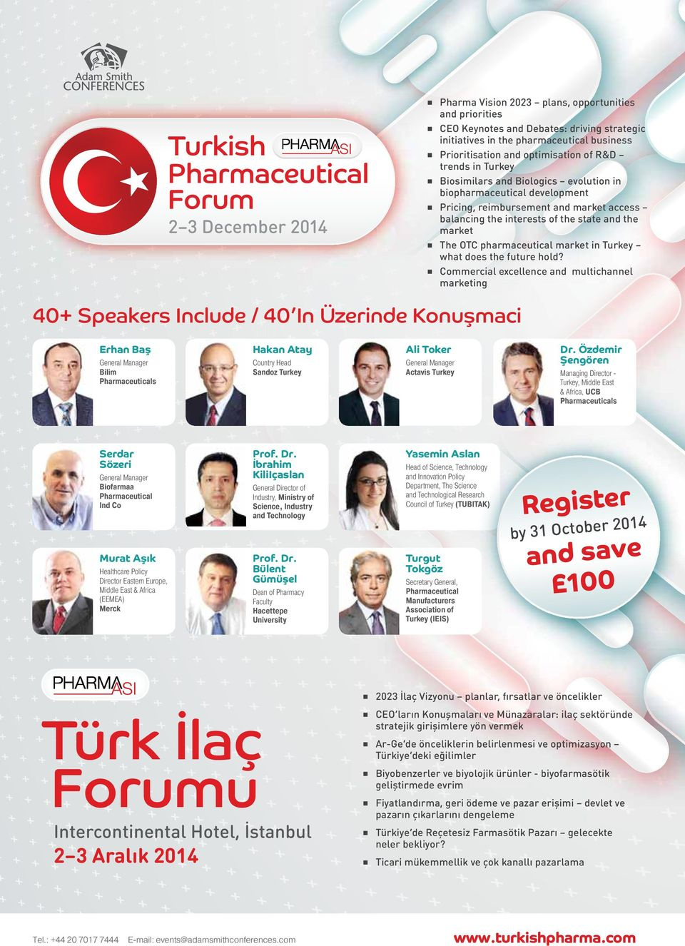 pharmaceutical market in Turkey what does the future hold?
