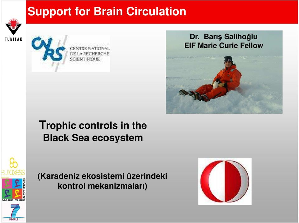 Trophic controls in the Black Sea