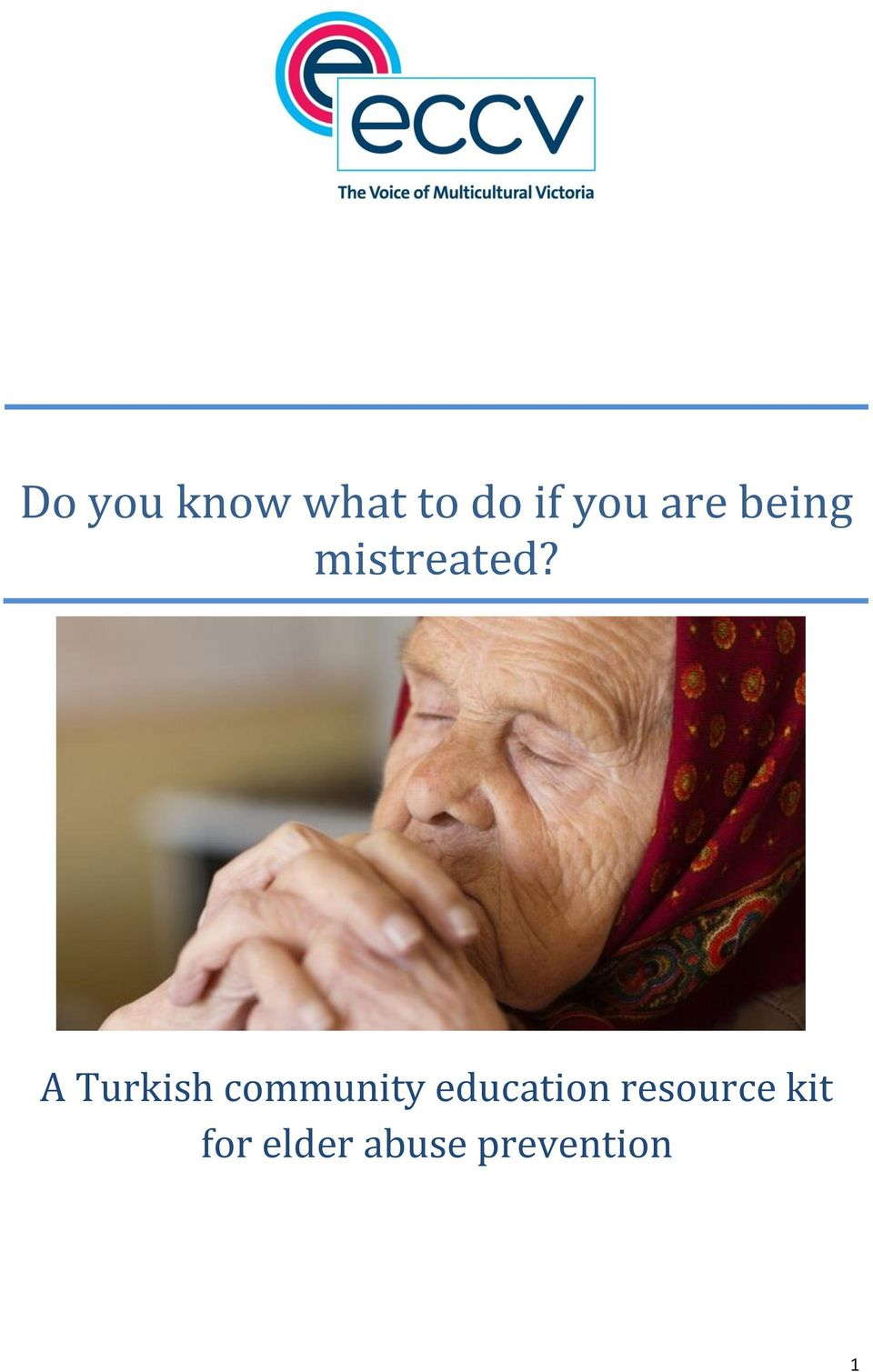 A Turkish community education