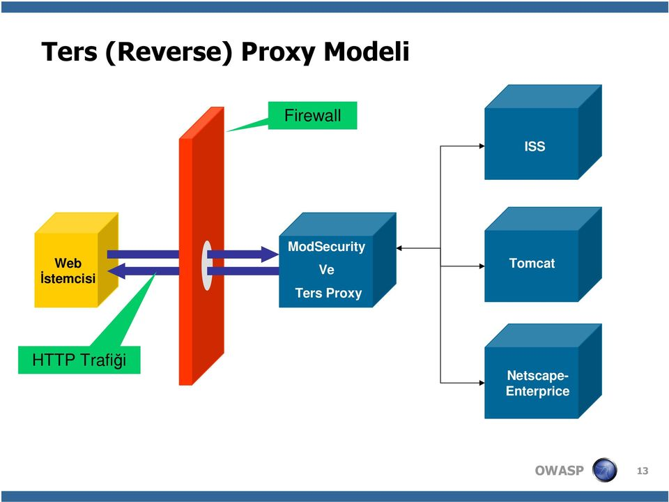 ModSecurity Ve Ters Proxy