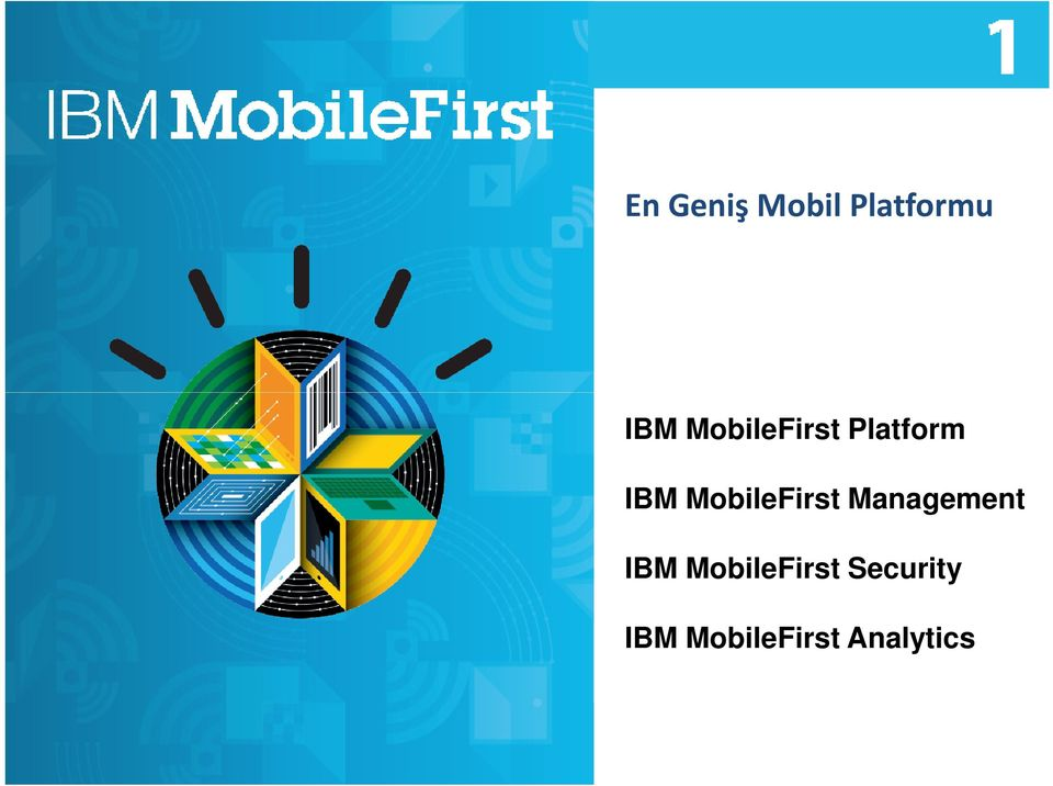 MobileFirst Management IBM