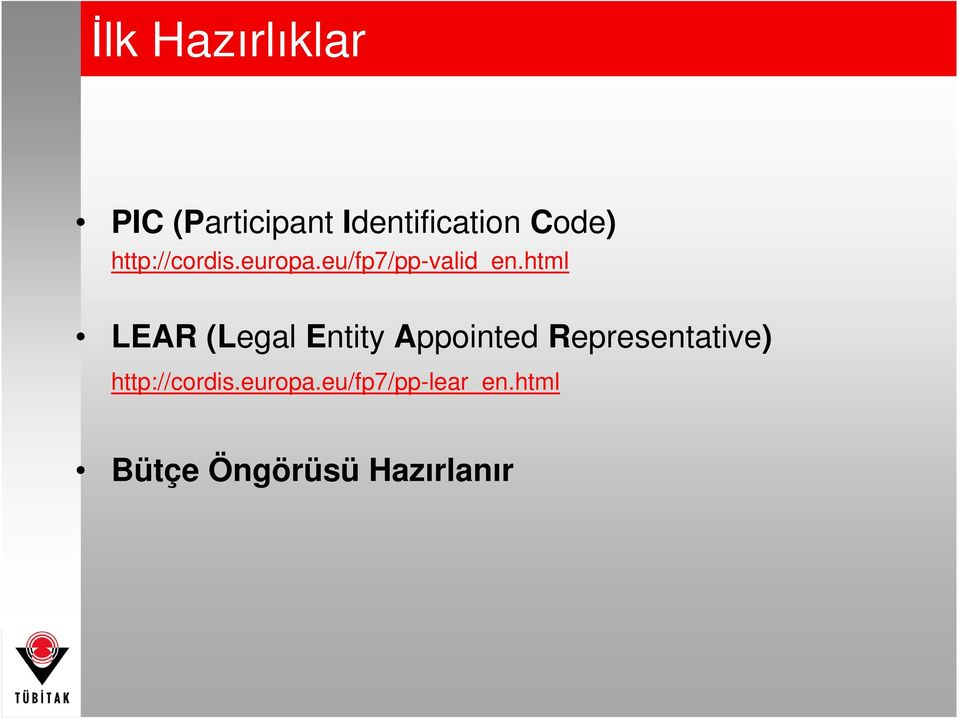 html LEAR (Legal Entity Appointed Representative)