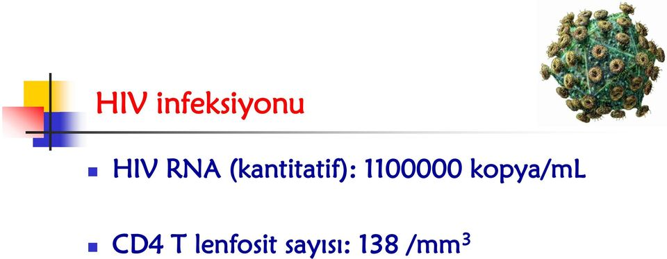 1100000 kopya/ml CD4