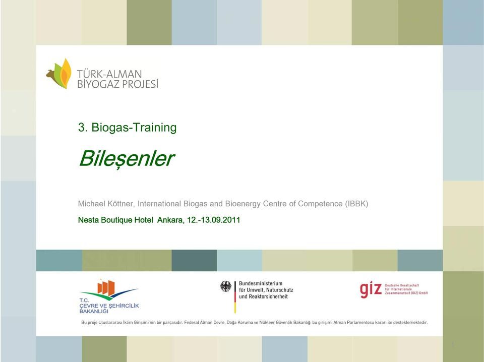 Bioenergy Centre of Competence (IBBK)