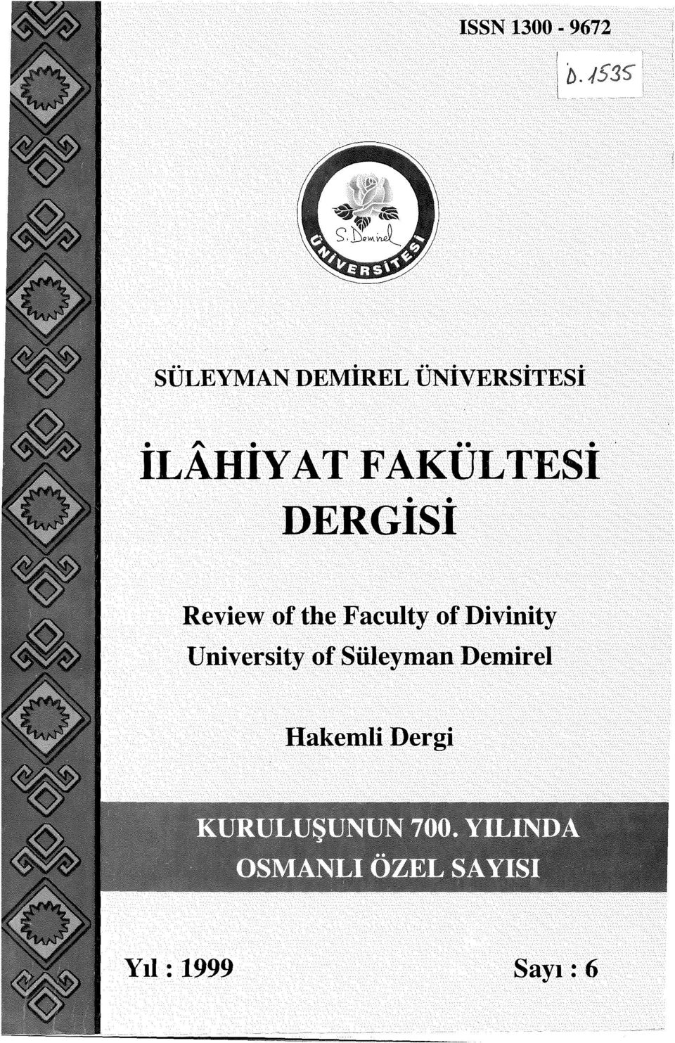 Review of the Faculty of Divinity