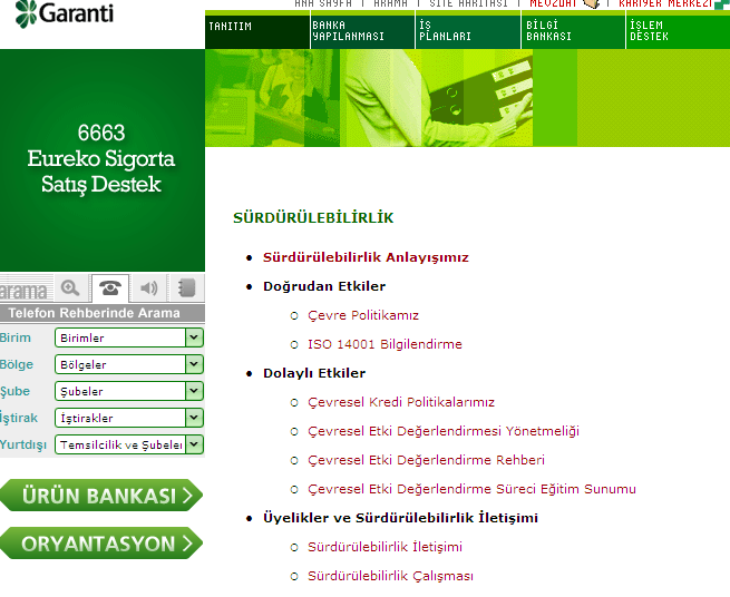 E-learning -  Intranet