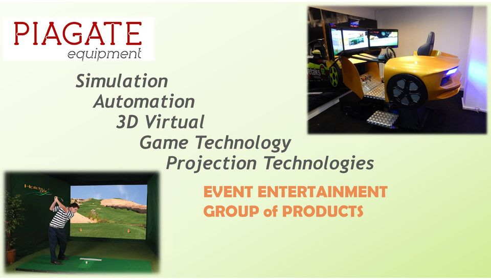 Projection Technologies