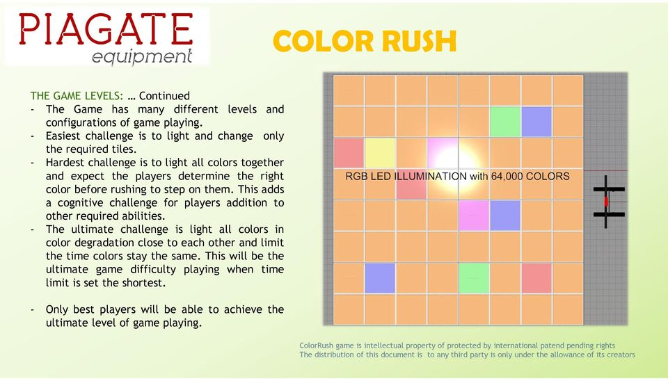 This adds a cognitive challenge for players addition to other required abilities.