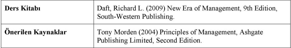 South-Western Publishing.