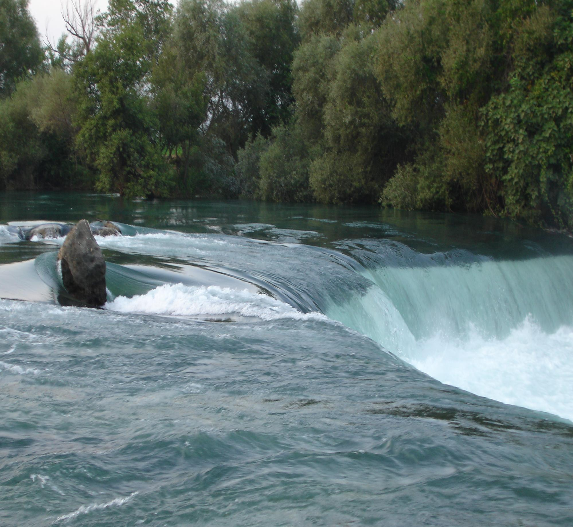 Manavgat Waterfall, Antalya, Turkey
