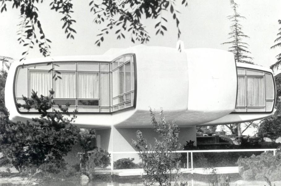 Monsanto House, Disneyland de