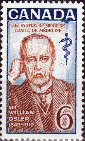 "Sir William Osler (1849-1919) ""The desire to take medicine is perhaps the greatest feature which"
