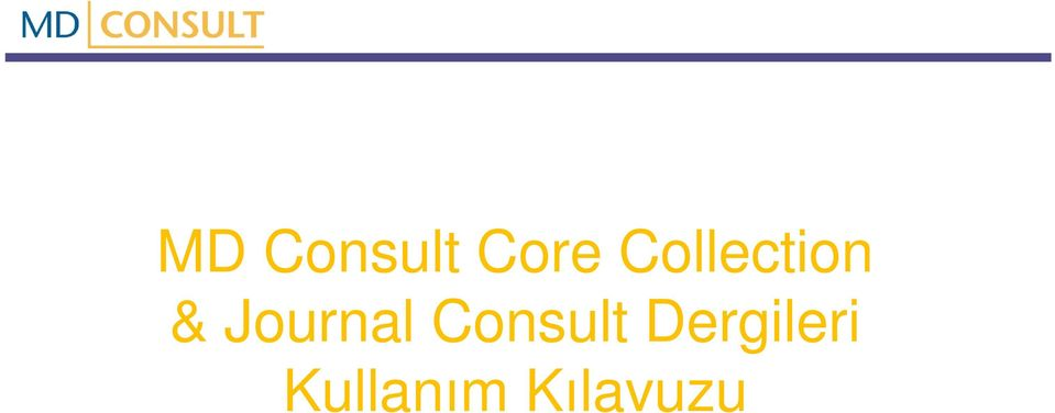 Journal Consult
