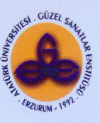 Atatürk Üniversitesi Güzel Sanatlar Enstitüsü Dergisi Yayım İlkeleri Journal of the Fine Arts Institute the Principal of the Publication 1995 den beri ISSN 1300-9206 Süreli yayınlar numarası ile