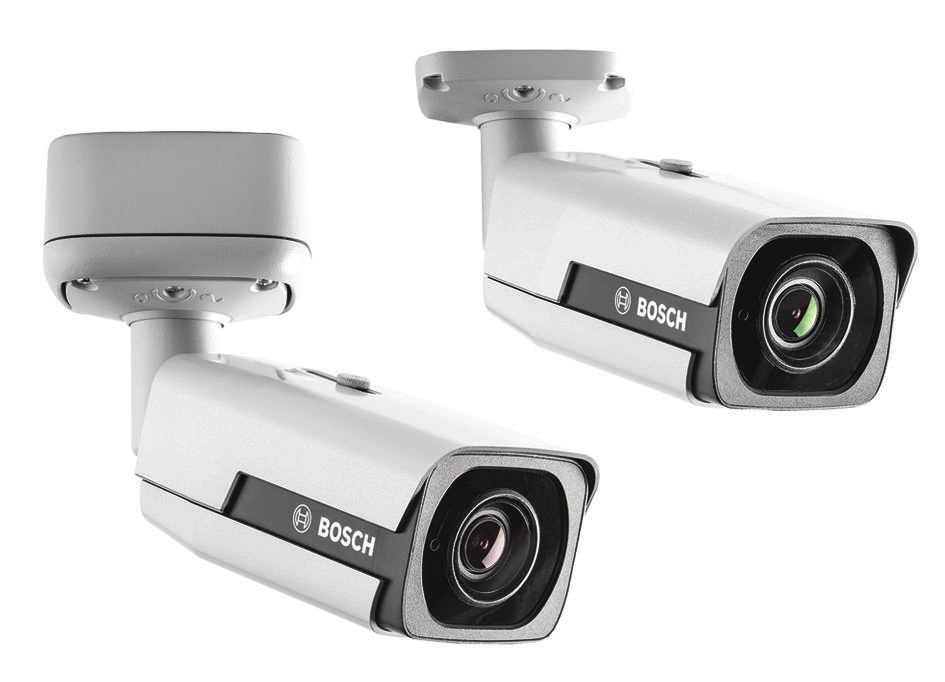 Video DINION IP bllet 5000 HD DINION IP bllet 5000 HD www.boschsecrity.