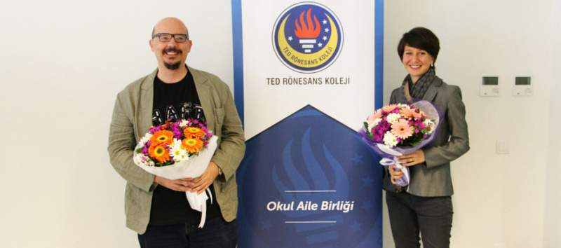 Foundation for Culture and Arts (İKSV) with the cooperation of TED Rönesans College s PTA and İKSV to talk about approaches to art and our children s relationship with art which was so enjoyable. II.