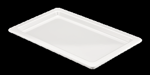 Buffet Patisserie Display Tray (black-white) BRD - 103314 (35 x 17 x 2 cm)