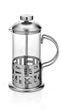 French Pressler / French Presses Lüks French Pressler / Lux French Presses French Press (350 cc) French Press (350 cc) GRV-B13 Lüks French Press (350 cc) Lux French Press (350 cc) GRV-D2 French Press
