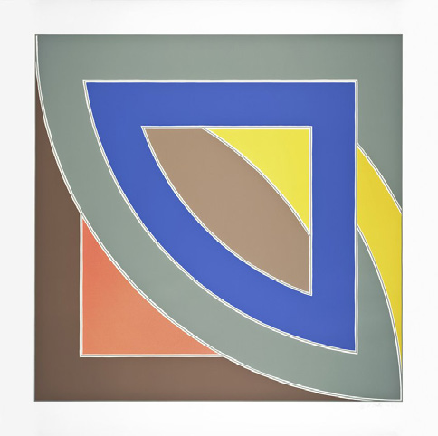 Kenneth Noland, magna on