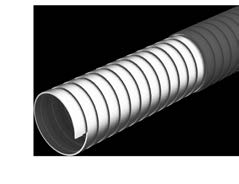 PVC Coated Flexible Steel Conduit PVC Kaplı Çelik Spiral Boru Liquid Tight Flexible Steel Conduit Ağır Hizmet i Çelik Spiral Boru ID ED ID ED Color Options Compression Resistance PVC coated