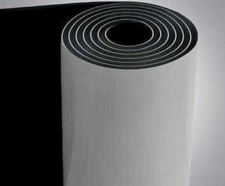 İnterflex FKY Netting Self-Adhesive Elastomeric Rubber Foam Saves time and labor. Self-adhesive. Ensures full sealing and eliminates the application faults. Decreases the waste ratio down to 2-3%.