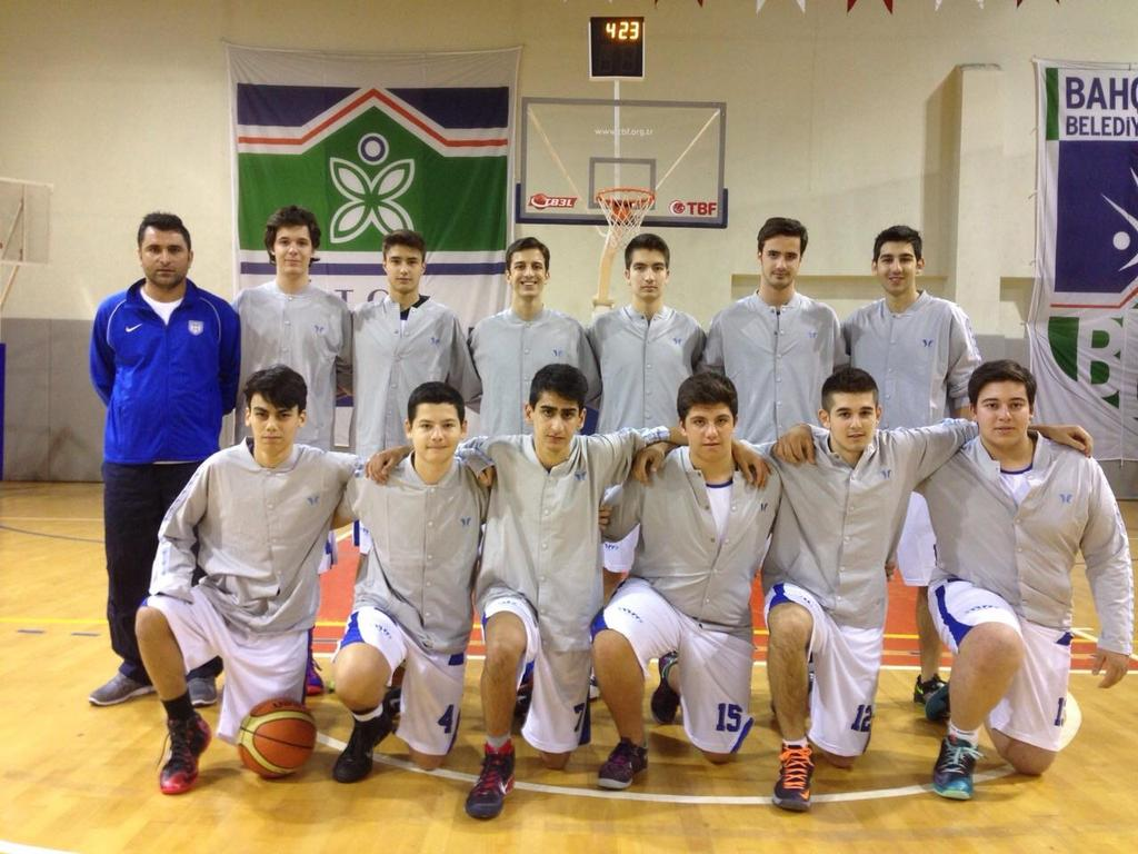 SCHOOLS Bulletin No: 5 (24 Nov 07 December 2014 ) Page 2 Bayrampaşa S.Bosna E.M.L. 71 25 HIGH SCHOOL BASKETBALL TEAM SOCCER Our mini team played its first practice match against Evyap Schools on Wednesday 19th November.