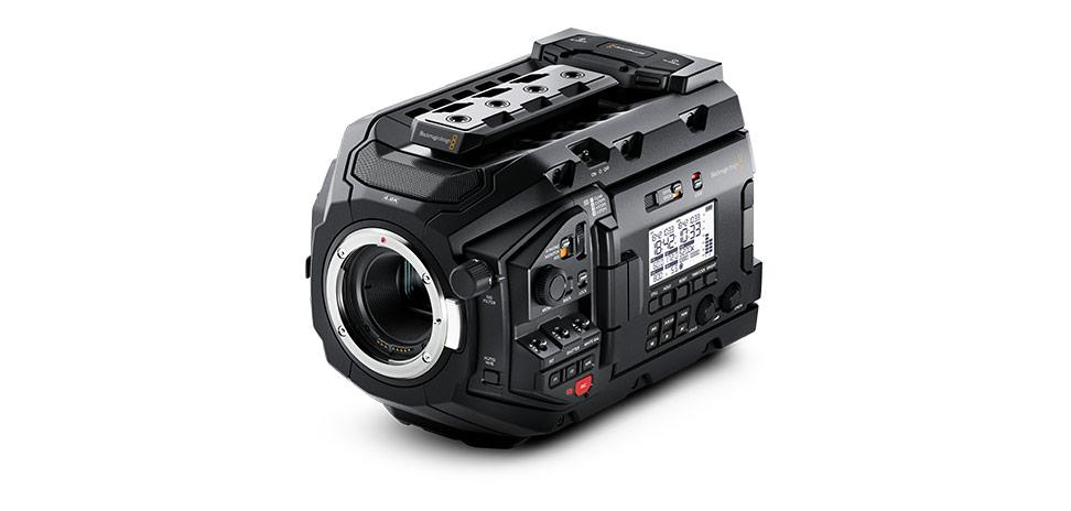 Product Technical Specifications Blackmagic URSA Mini Pro URSA Mini Pro inanılmaz 4.