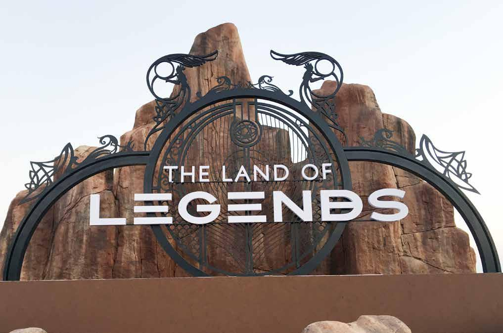 Rixos Hotel The Land Of Legends Theme