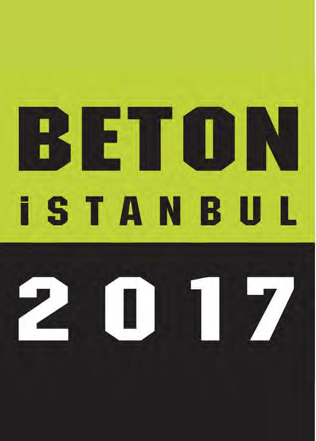 Güvenli Yapıların Sırrı 139 HAZIR BETON THBB YAYIN ORGANIDIR. HAZIR BETON IS A PUBLICATION OF THE TURKISH READY MIXED CONCRETE ASSOCIATION.