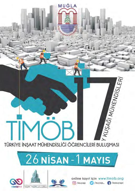 TİMÖB s objective is the exchange of knowledge between students and their one-step proximity toward the sector through the conference prepared by students.