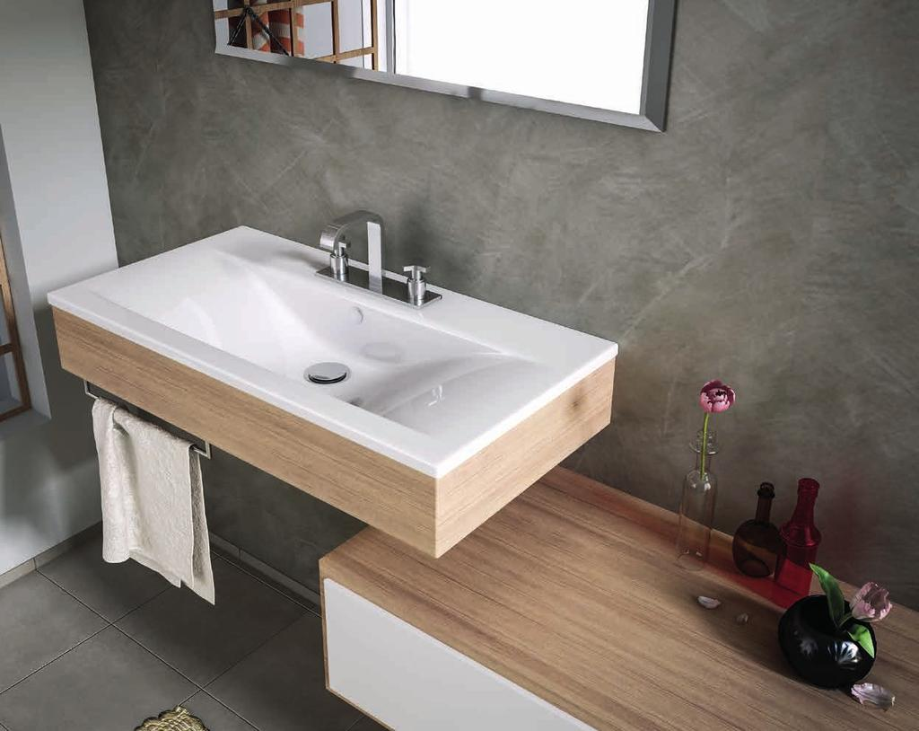 FURNITURE BASINS fama slim Design is