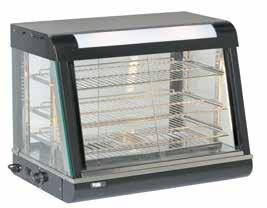 Siyah EAN 8699234450419 R601 900x480x650 51 0,41 1840 230 V, 50 Hz 817 Grid Dimensions: 820x360/340/315 mm Interior lighting, thermostatic control Water pan for air moistening