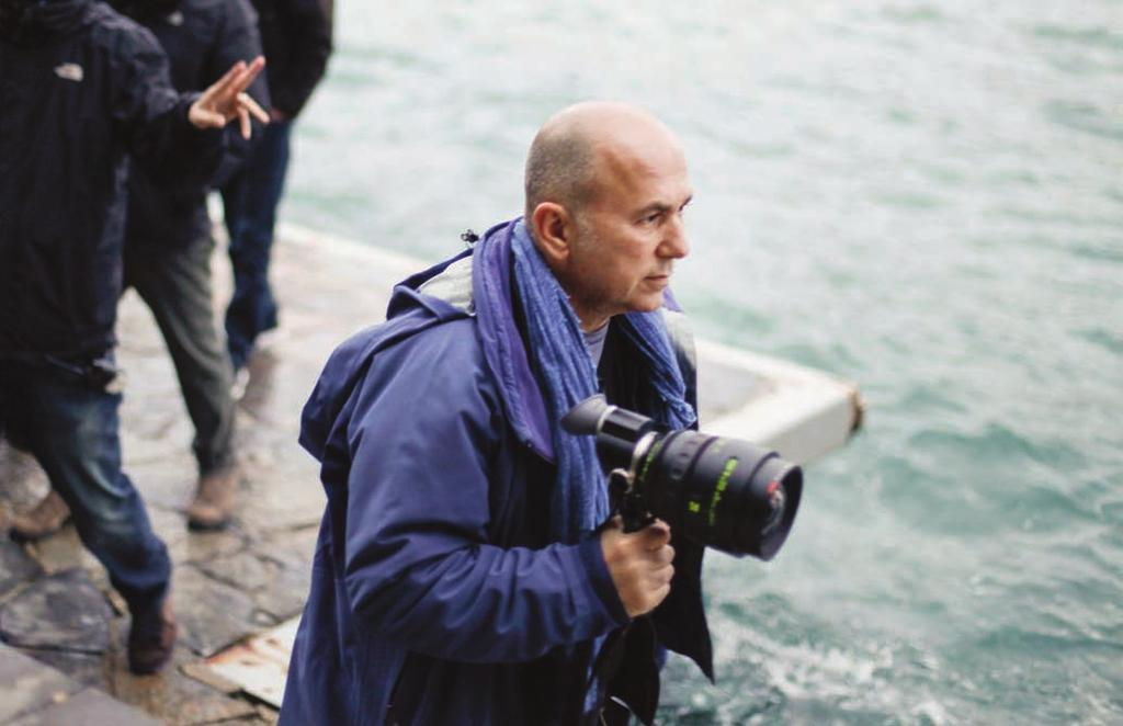 He made his directorial debut with Hamam (The Turkish Bath - 1997) which was presented at the Cannes Film Festival. After the success of the movie, Özpetek became an internationally known director.