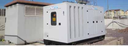 Transformer and generation plants, energy distribution, uninterruptable power supply systems, lighting systems, structural wiring installation, fire detection and alarm systems, telephone and data