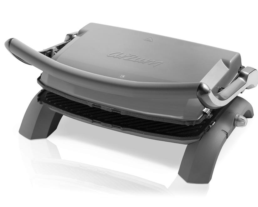 AR 291 / AR 292 GRILL AND SANDWICH MAKER Thank you for purchasing Arzum brand Grill and Sandwich Maker. We wish this product to make life easier for you, as with other Arzum products offered to you.