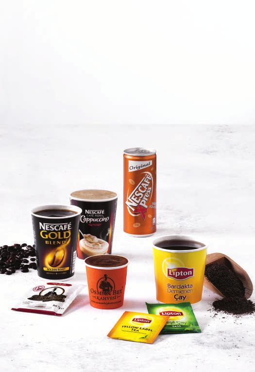 Çay ve Kahveler Tea and Coffee En Havalı Atıştırmalıklar Tasty Snacks Nescafe Gold Blend Coffee