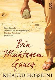 You may no longer live there but it will live in your heart. Just like Afghanistan s Khaled Hosseini s. A Thousand Splendid Suns is Hosseini s second novel after The Kite Runner.