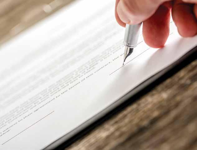 P A R T ecution of the merger agreement in written format is a validity condition, and therefore a merger agreement which is not executed in written format cannot be valid and registered.
