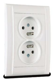 TOPRAKLI PRİZ EARTHED SOCKET-OUTLET WITH CHILD PROTECTION AND LID UPS PRİZ SOCKET-OUTLET WITH EARTHING PIN ÇOCUK