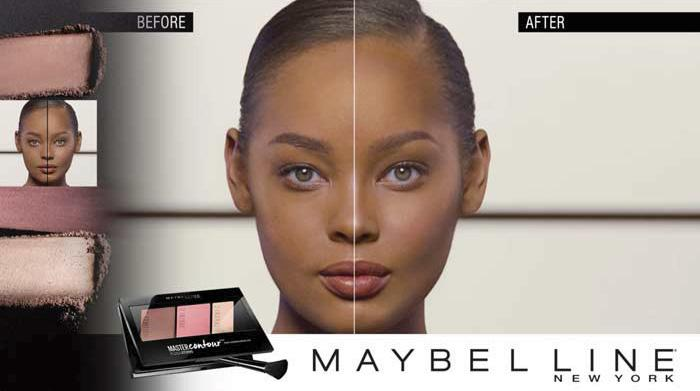 How To Contour In A New York Minute Maybelline New York Dijital dönüşüm için 3.