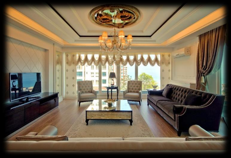 TASARIMI LIVING ROOM DESIGN REÇİNE