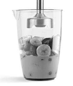 Always disconnect the blender from the supply if it is left unattended and before assembling, disassembling or cleaning; Do not allow children to use the blender without supervision.
