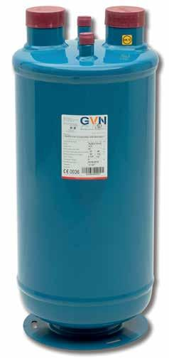 33bseries Recommended kw of refrigerant at suction evaporating temp ( C ) R134a R22 R404A/R507 R134a R22 R404A +5-7 -18-29 -40 +5-7 -18-29 -40 +5-7 -18-29 -40 Max.