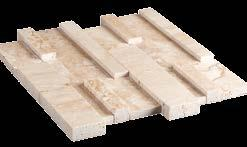 Travertine 3D 30x30