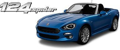 124 SPIDER Classica 1.4 M.Air 140 HP Lusso 1.4 M.Air 140 HP Lusso 1.4 M.Air 140 HP AT6 2017 Model Yılı 145.000 TL 155.000 TL 170.000 TL Anahtar Teslim (ÖTV: %55) LUSSO CLASSICA Metalik Renkler 1.