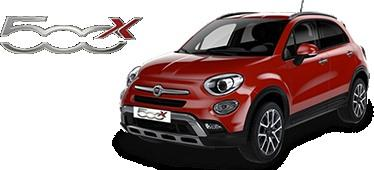 FIAT 500X Pop 1.6 E-TORQ 110 HP Cross 1.4 Multi Air 140 HP DCT Cross 1.3 M.Jet 95 HP Cross 1.6 Multi Jet 120 HP DCT Cross 1.4 Multi Air 140 HP DCT Cross 1.6 Multi Jet 120 HP Cross 1.