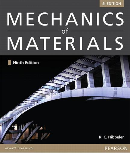 GİRİŞ Referans kitaplar: Mechanics of Materials, SI Edition,